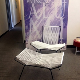 Corded Chair 4