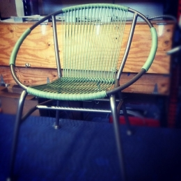 Corded Chair 7