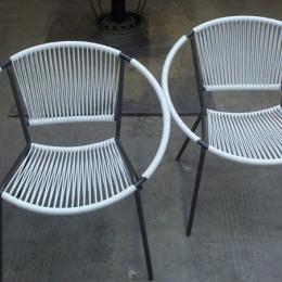 Corded Hoop Chair