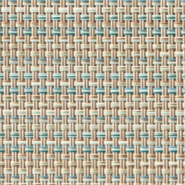 "FP-061 Cane Weave Pacific Fabric Width: 54"" Phifertex® Cane Wicker Fabric Repeat: Plain"