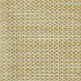 "FP-026 Luna Straw Fabric Width: 54"" Phifertex® Wicker Weave Fabric Repeat: Plain"
