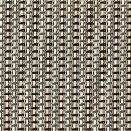 "FP-019 Plata Fabric Width: 54"" Phifertex® Cane  Wicker Fabric Repeat: Plain"