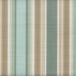 "FP-051 Raleigh Stripe Willow Fabric Width: 54"" Phifertex® Stripe Fabric Repeat: Horizontal 7"""