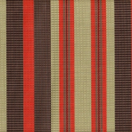 "FP-050 Santiago Stripe Fabric Width: 54"" Phifertex® Stripe Fabric Repeat: Horizontal 7"""