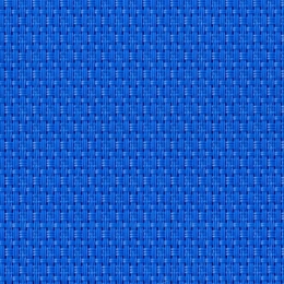 "FX-416 Royal Blue Fabric Width: 54"" SlingWeave® Repeat: Plain"