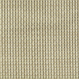 "FW-237 Putty Fabric Width: 50"" Textilene® Wicker Weave Fabric Repeat: Plain"