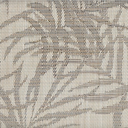 "FT-134 Brown Bamboo Fabric Width: 54"" Textilene® Wicker Fabric Repeat: Plain"