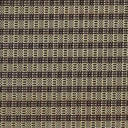 "FT-102 Cafelatte Fabric Width: 54"" Textilene® Wicker Fabric Repeat: Plain"