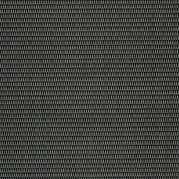 "FT-115 Graphite Fabric Width: 54"" Textilene® Wicker Fabric Repeat: Plain"