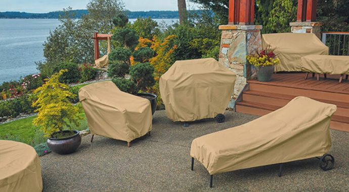 Importance of Covering Your Patio Furniture