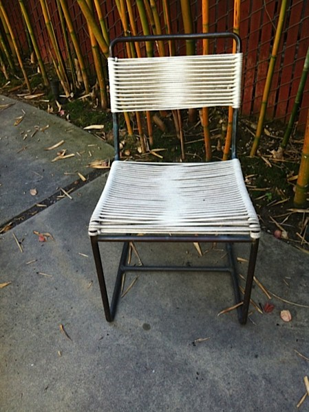 Corded Chair 2