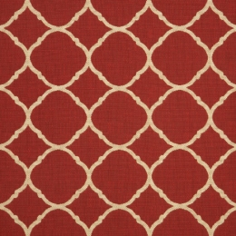 "Sunbrella® Elements Upholstery 54"" Accord II Crimson 45936-0000"