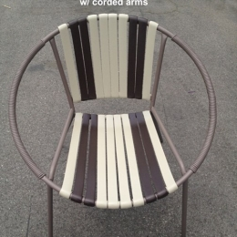 Vintage Mallin Hoop Chair