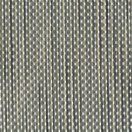 "FP-011 Aluminum Fabric Width: 54"" Phifertex® Cane Wicker Fabric Repeat: Plain"