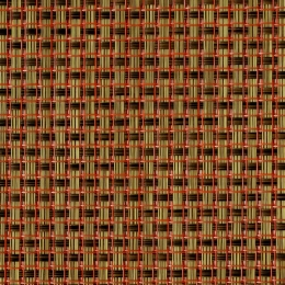 "FP-020 Coral Topaz Fabric Width: 54"" Phifertex® Waffle Wicker Fabric Repeat: Plain"