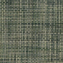 "FP-003 Grass Fabric Width: 54"" Phifertex® Cane Wicker Fabric Repeat: Plain"
