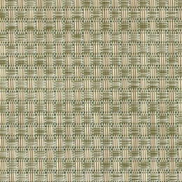 "FP-023 Veranda Basil Fabric Width: 54"" Phifertex® Wicker Weave Fabric Repeat: Plain"