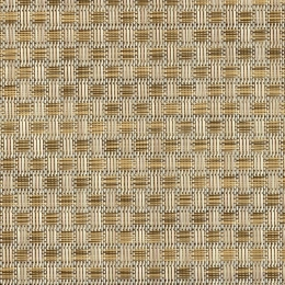 "FP-024 Veranda Nutmeg Fabric Width: 54"" Phifertex® Wicker Weave Fabric Repeat: Plain"