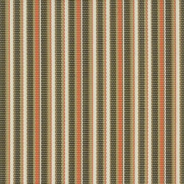 "FS-011 Stripe Conch Fabric Width: 54"" Phifertex® Stripe Fabric Repeat: Horizontal 1.75"""