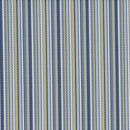 "FS-006 Stripe-Poolside Fabric Width: 54"" Phifertex® Stripe Fabric Repeat: Horizontal 1.75"""