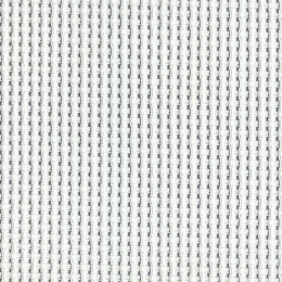 "FW-201 White Fabric Width: 50"" Textilene® Wicker  Weave Fabric Repeat: Plain"