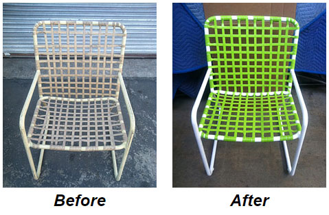 All Patio Furniture Has Refurbished And Repaired Commercial Residential In Los Angeles Southern California Since 1985