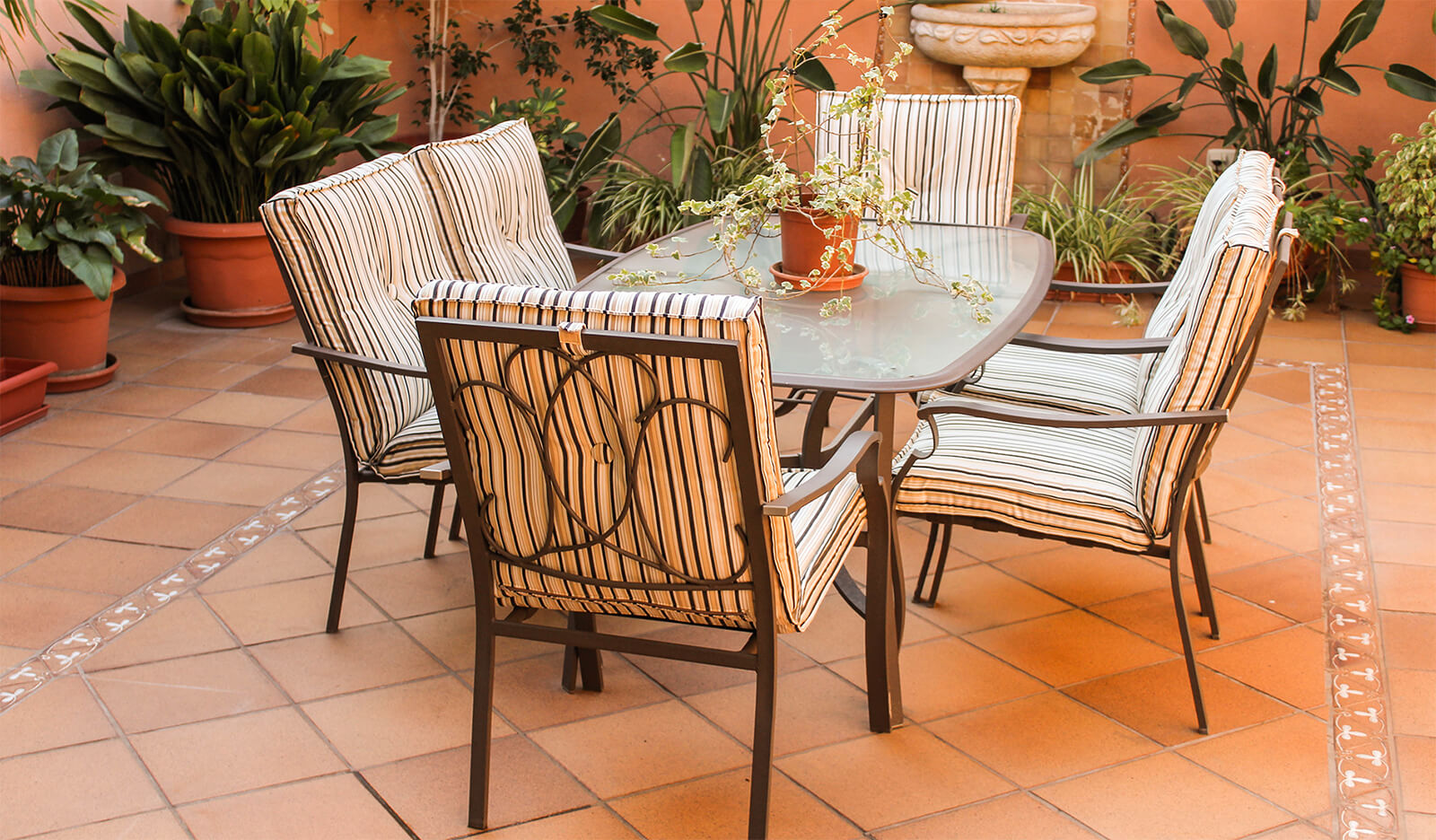 Patio Furniture Refinishing Repair Los Angeles